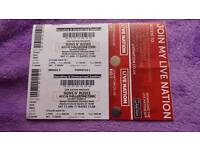 Guns n Roses 2 standing tickets, for Saturday 17.06.2017 in London