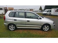 Mitsubishi Space Star 1.6 Equipe, super reliable car, superb engine