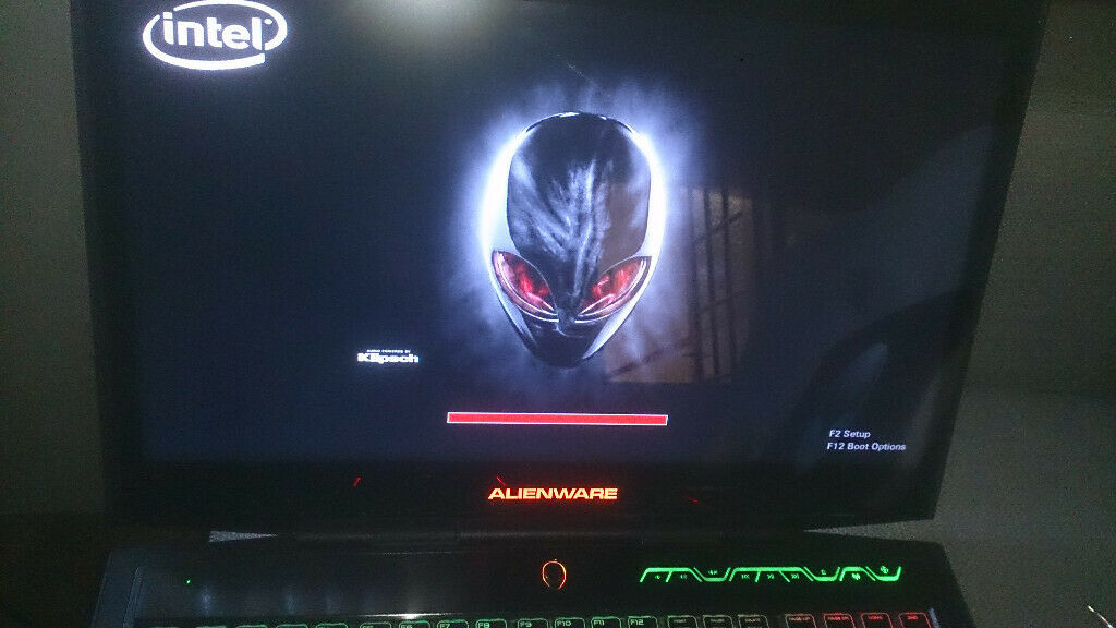 ALIENWARE M17x R4 i7 GAMING LAPTOP GTX 670MX + 1 SPARE BATTERY + CHARGER |  in Handsworth Wood, West Midlands | Gumtree