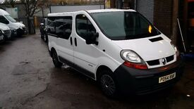 Renault Trafic 1.9 DCi100 2005 6-seater