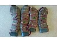 Cob travel boots