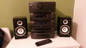 Technics HiFi with Roth Audio speakers