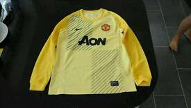 Manchester United Goal keepers shirt