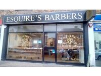 Barber rquired ( must have at least 3 years shop experience and good communication skills)