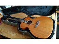 Vintage V2000MGG Gordon Giltrap Acoustic Guitar