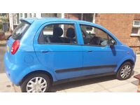 CHEVROLET MATIZ automatic car for sale