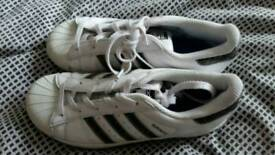 adidas trainers girls size 2