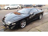 3.0 mitsubishi gto automatic 1990 year h reg 145000 miles history mot 20/3/2017 drives good