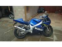 Suzuki gsxr k1