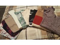 Ladies bundle clothes