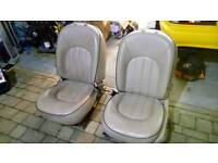 Rover 75 electric leather seats