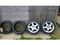 Mercedes tyres 275/35/18 and 245/40/18