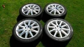 Mercedes clk alloys wheels 5x112