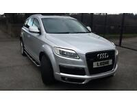 2007 AUDI Q7 QUATTRO S-LINE 3.0 TDI,SPORTS EDITION,PANORAMIC ROOF,NAV,CLEAN CONDITION GOOD RUNNER