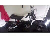 Tomos Super Tom 50cc not pw50 lt50