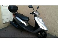 yamaha vity 125 2009 16000 miles 1yrs mot ready to go