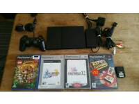 PS2 slim bundle