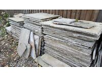 Sandstone Patio Slabs