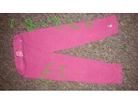 Joules girls leggings. Age 18-24 months