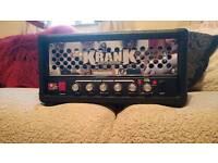 Krank Rev Jr 20w Guitar Valve Amp Head