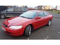 Honda Accord Coupe 2001