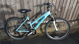 Rayleigh bike, to suit approx 9-14yrs