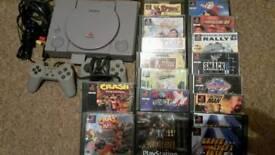 Playstation one bundle for sale