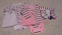 Old Navy girls 0-3 months oufits
