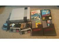 Nintendo NES sales! Boxed games!