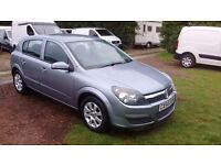 Vauxhall Astra 1.6 i 16v Club Easytronic 5dr Clean Example , Low Miles