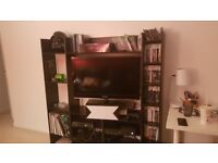 IKEA TV UNIT 150 X 150 CM PARTIAL DISMANTLED FOR EASY PICK UP