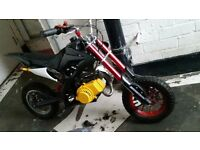 50cc mini moto dirt bik