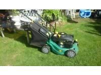 petrol mower rotary in VGC