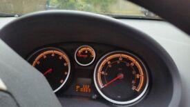Vauxhall Corsa Club 2007 19000 miles