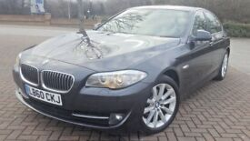2011 BMW 520D SE - FULL BMW SERVICE HISTORY - 1 PREVIOUS OWNER - 11 MONTHS MOT