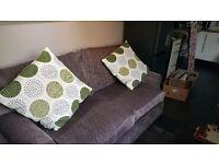 Hardly used quality jupiter doble sofa bed .