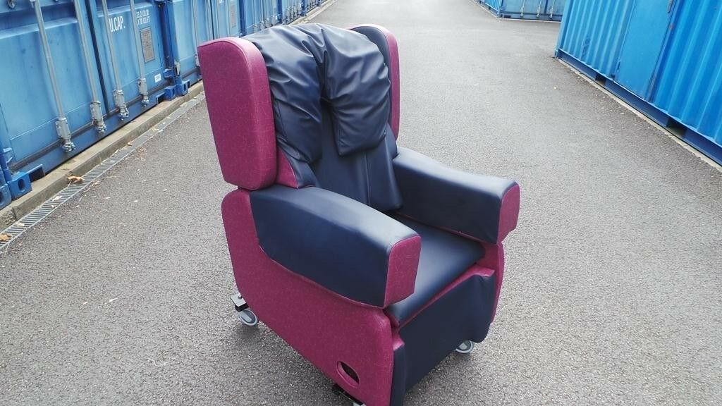 Specialist seating solution Repose Disability armchair ...