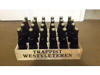 Westvleteren12 beer case genuine 24 bottles