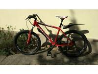 Cannondale trail bike SL4. Immaculate