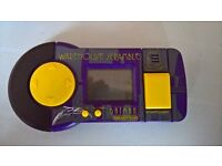 Grandstand Batman Warehouse Scramble handheld game