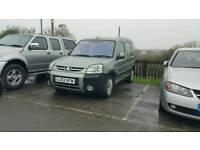 Peugeot partner escapade HDI car/van citroen berlingo multispace