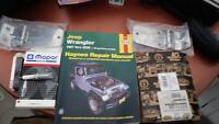 Jeep Wrangler TJ parts