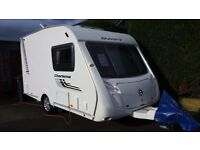 Swift Charisma220 two berth touring caravan