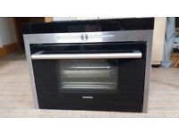 Siemens Compact Combination Steam & Fan Oven - ex demonstrator HB36D575B