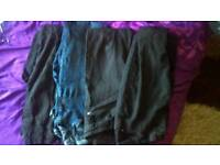 4 pairs of jeans / jeggings (8)