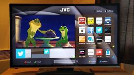 JVC Smart LED TV - 40 Inches