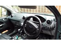 diesel fiesta 1.4 good first car and reliable.new front tyres.