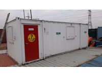 ANTI-VANDAL SITE ACCOMMODATION OFFICE / CANTEEN (USED/READY TO GO) 01843 306819 / 07788 752216