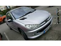 Peugeot 206 quicksilver 1.4