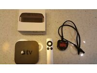 Apple TV (3rd Generation) Boxed with Remote